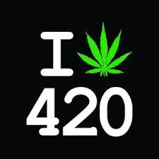 I love 420